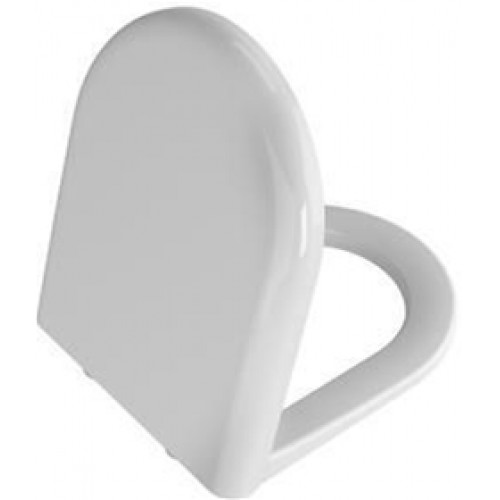 Vitra - Zentrum Toilet Seat, Soft Closing