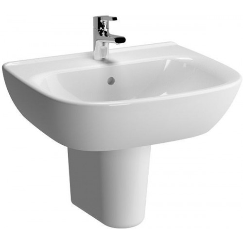Vitra - Zentrum Washbasin 60cm 1TH