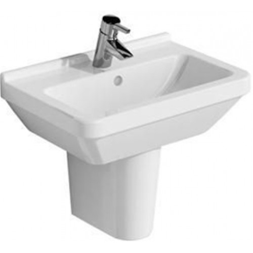 S50 Compact Basin 55x37cm 1TH