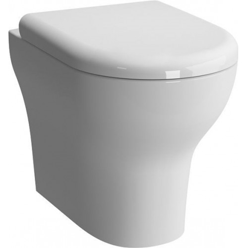 Vitra - Zentrum Back To Wall WC Pan