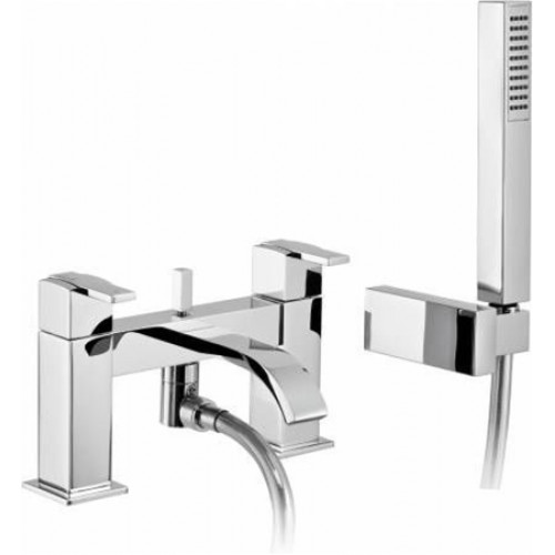 Abode - Iso Deck Mounted Bath Shower Mixer