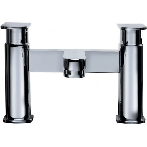 Abode - Rapture Deck Mounted Bath Filler