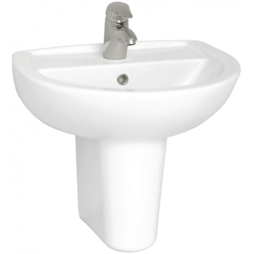 Layton Washbasin 55cm 1TH