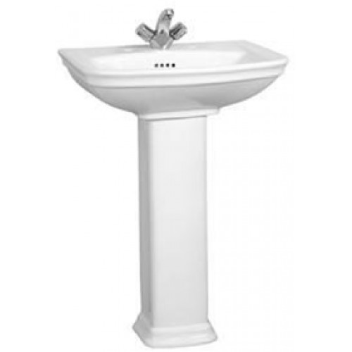 Vitra - Serenada Washbasin 60cm 2TH