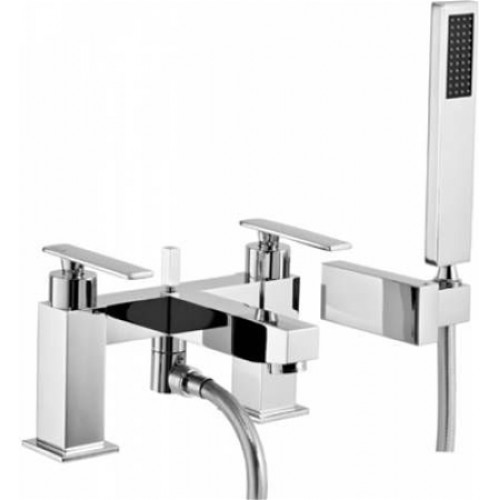 Abode - Marino Deck Mounted Bath Shower Mixer