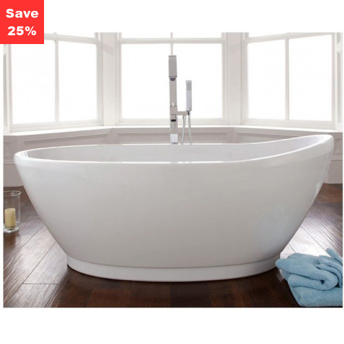 Origins - Coral S Freestanding Slipper Bath 1700x800mm