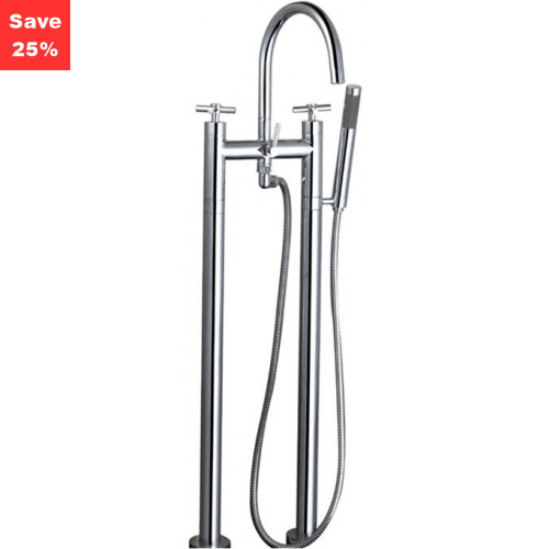 Origins - Sunstone Freestanding Bath Shower Mixer Tap