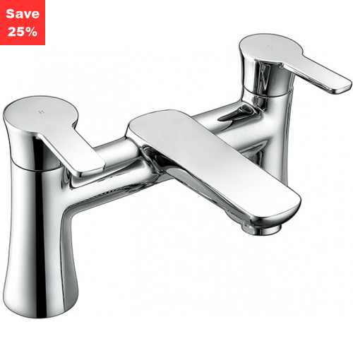 VITA Bath Filler Chrome