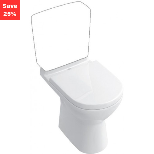 Emerald Lite Close Coupled WC Pan
