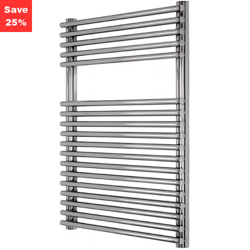 Helenite Chrome Radiator - 840 x 480mm