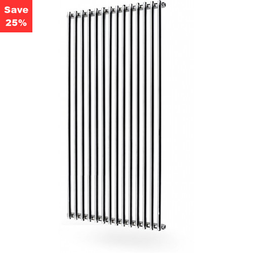 Tanzanite Chrome Radiator - 1400x590mm
