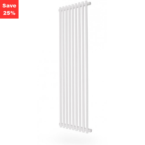 Tanzanite White Radiator - 1800 x 380mm