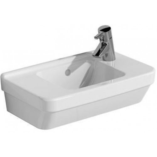 S50 Compact Basin 50x28cm 1TH RH