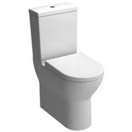 S50 Comfort Height Close-Coupled WC Pan