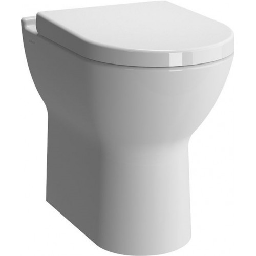 S50 Comfort Height Back To Wall WC Pan