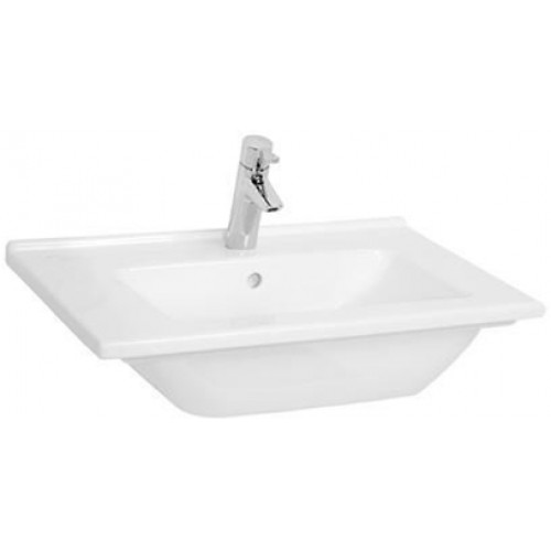 S50 Vanity Basin 60cm 1TH