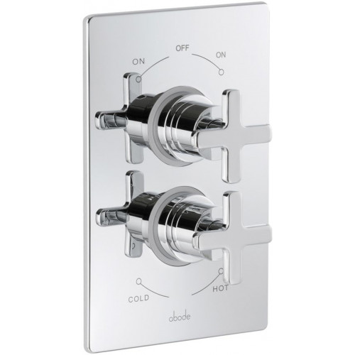 Euphoria Concealed Thermostatic Shower Mixer Dual Exit