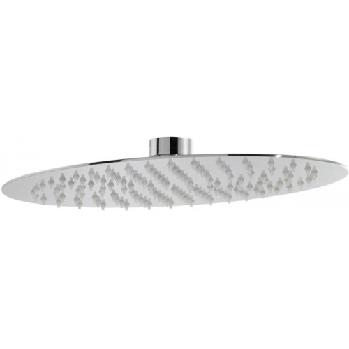 Storm Oval Showerhead 340 x 220mm
