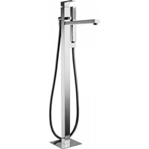 Iso Floor Standing Bath Filler With Shower Handset