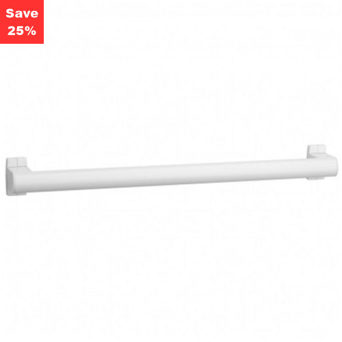 Pellet AL Aris Single Towel Bar 600mm White