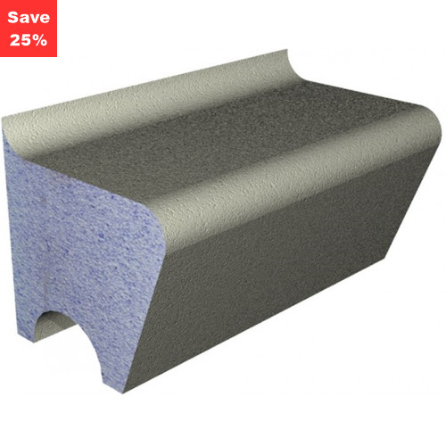 Elements Standard Shower Seat 1.0m