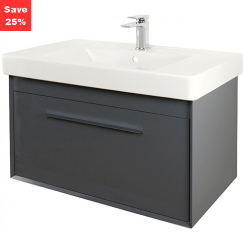 Ruby Vanity 800mm  Anthracite